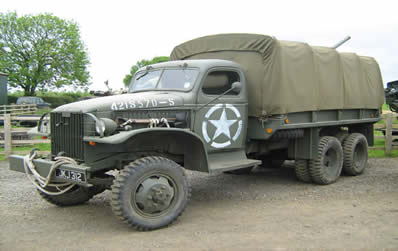 GMC Troop Carrier