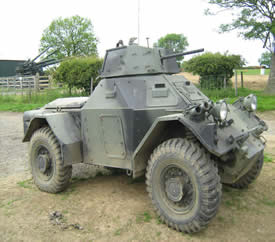 Ferret Armoured Scout Car for sale or hire